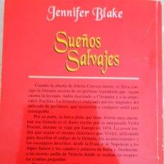 Relatos y Cuentos: SUEÑOS SALVAJES. Lote 222241737