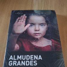 Relatos y Cuentos: LOS BESOS EN EL PAN LIBRO DE ALMUDENA GRANDES SELLADO DE FABRICA. Lote 223945480