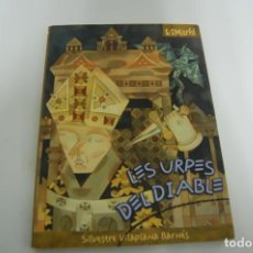 Relatos y Cuentos: LES URPES DEL DIABLE.. Lote 228216715