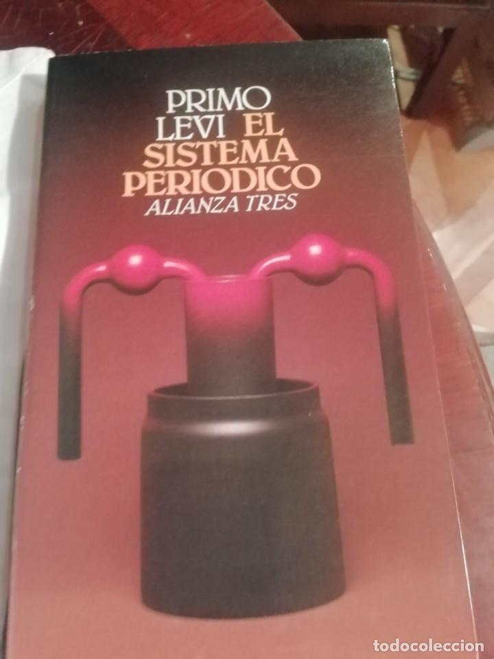 EL SISTEMA PERIÓDICO DE PRIMO LEVY (Libros Nuevos - Literatura - Relatos y Cuentos)