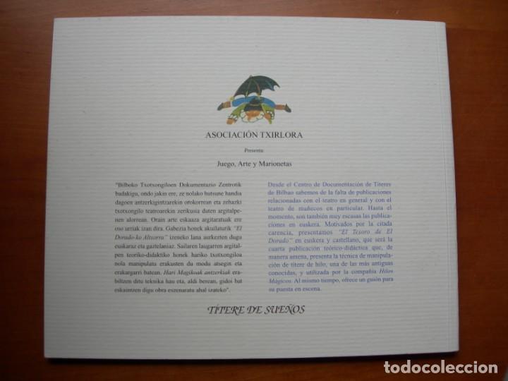 Relatos y Cuentos: EL TESORO DE EL DORADO / CIRO GÓMEZ ACEVEDO / TÍTERE DE SUEÑOS - Foto 2 - 234371925