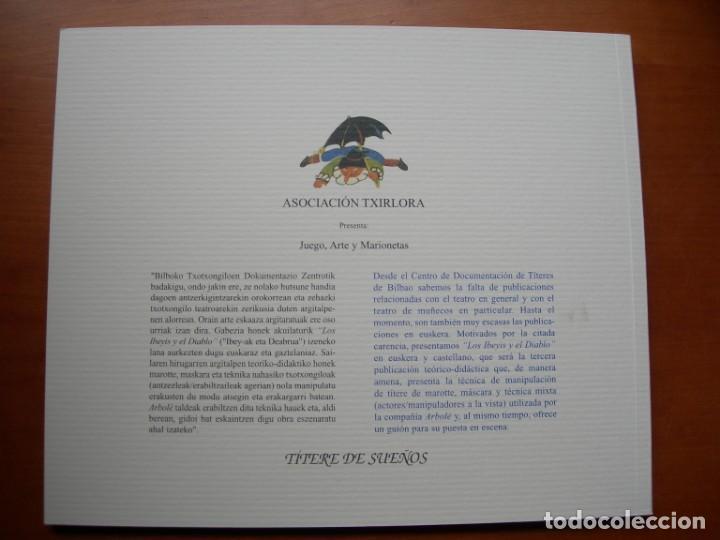 Relatos y Cuentos: LOS IBEYIS Y EL DIABLO / RENÉ FERNANDEZ / TÍTERE DE SUEÑOS - Foto 2 - 234374480