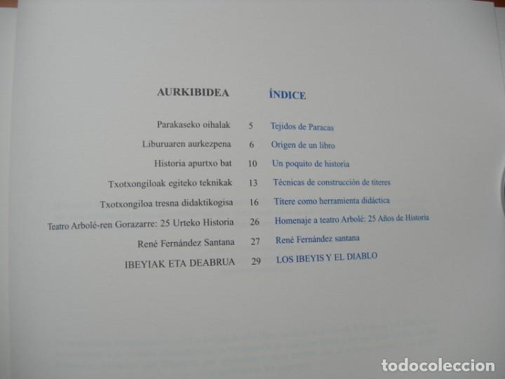 Relatos y Cuentos: LOS IBEYIS Y EL DIABLO / RENÉ FERNANDEZ / TÍTERE DE SUEÑOS - Foto 3 - 234374480