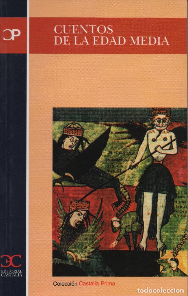 CUENTOS DE LA EDAD MEDIA. CASTALIA. 2003. NUEVO. (Libros Nuevos - Literatura - Relatos y Cuentos)