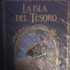 Relatos y Cuentos: LA ISLA DEL TESORO, TAPA DURA, SIN ABRIR.. Lote 236033985