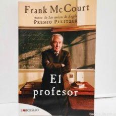 Relatos y Cuentos: EL PROFESOR DE FRANK MC COURT. Lote 240123890