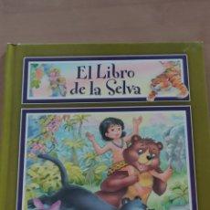 Relatos y Cuentos: EL LIBRO DE LA SELVA , SALDAÑA. Lote 241530845