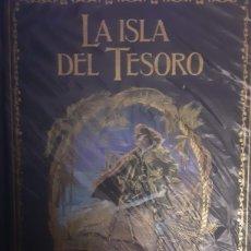 Relatos y Cuentos: LA ISLA DEL TESORO, TAPA DURA, A ESTRENAR, FICCION, AUTOR. Lote 243069500