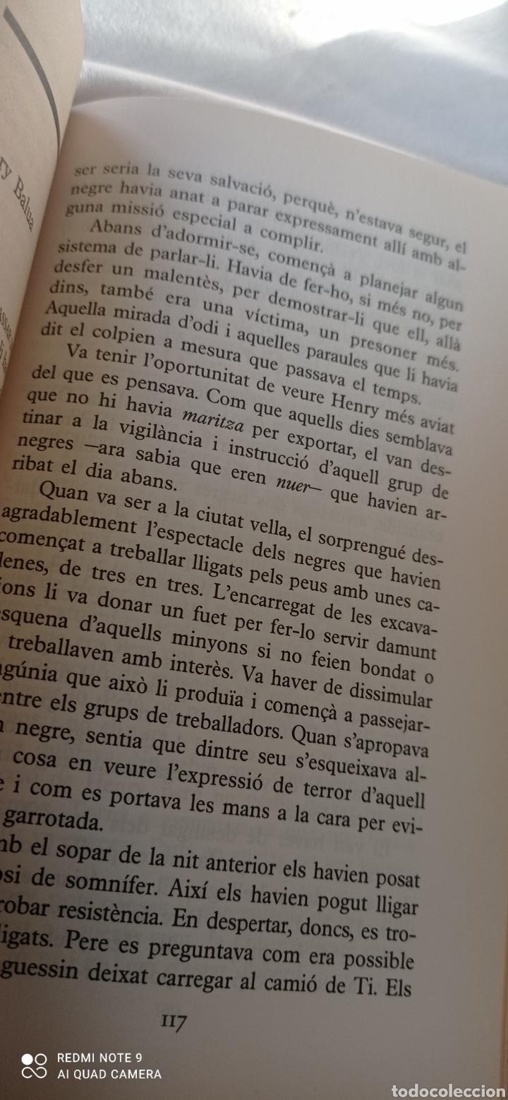 Relatos y Cuentos: LA CASA SOTA LA SORRA. JOAQUIM CARBO. COLUMNA BUMERANG. - Foto 5 - 243854545