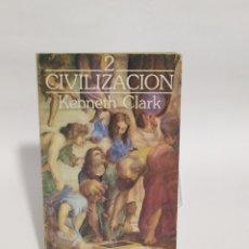 Relatos y Cuentos: CIVILIZACIÓN 2.KENNETH CLARK.ALIANZA EDITORIAL. 1984. Lote 285103038