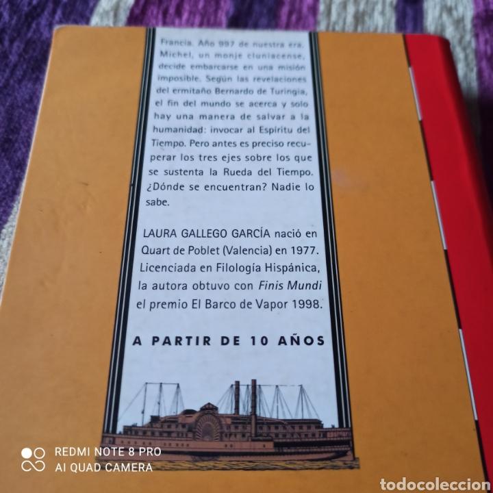 Relatos y Cuentos: FINIS MUNDI,LAURA GÁLLEGO. - Foto 2 - 253176965