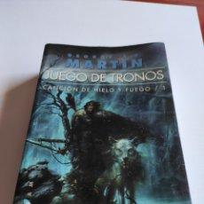 Relatos y Cuentos: JUEGO DE TRONOS. Lote 253249815