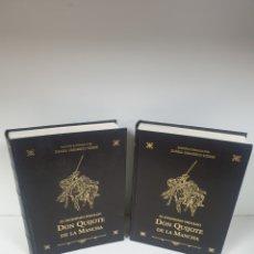 Relatos y Cuentos: DOS TOMOS DON QUIJOTE DE DANIEL URRABIETA. Lote 253845930