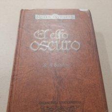 Relatos y Cuentos: EL ELFO OSCURO EDICIÓN COLECCIONISTA TRILOGIA TIMUN MAS. Lote 255961750