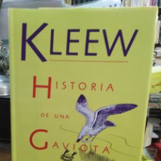 Relatos y Cuentos: KLEEM/HISTORIA DE UNA GAVIOTA-NIKO TINBERGEN-EDITA PLURAL 1992. Lote 257448595