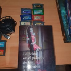 Relatos y Cuentos: LA REINA EN EL PALACIO DE LOS CORRIENTES DE AIRE. Lote 261757700