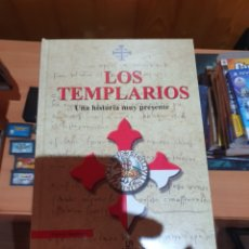 Relatos y Cuentos: LOS TEMPLARIOS. Lote 261787575