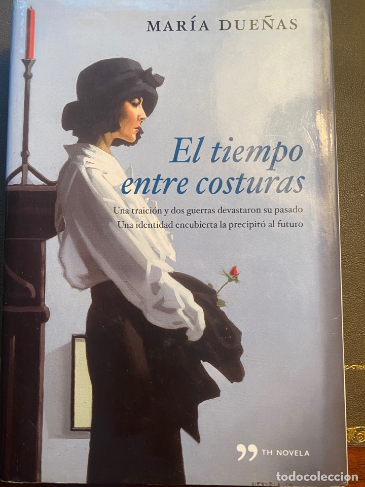 EL TIEMPO ENTRE COSTURAS, MARÍA DUEÑAS (Libros Nuevos - Literatura - Relatos y Cuentos)