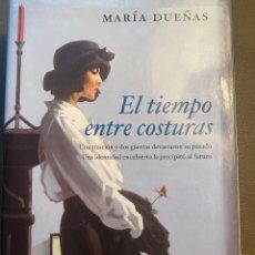 Relatos y Cuentos: EL TIEMPO ENTRE COSTURAS, MARÍA DUEÑAS. Lote 261979190