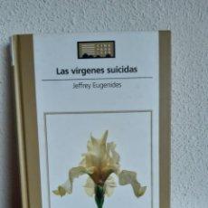 Relatos y Cuentos: LAS VIRGENES SUICIDAS JEFFREY EUGENIDES. Lote 262431280