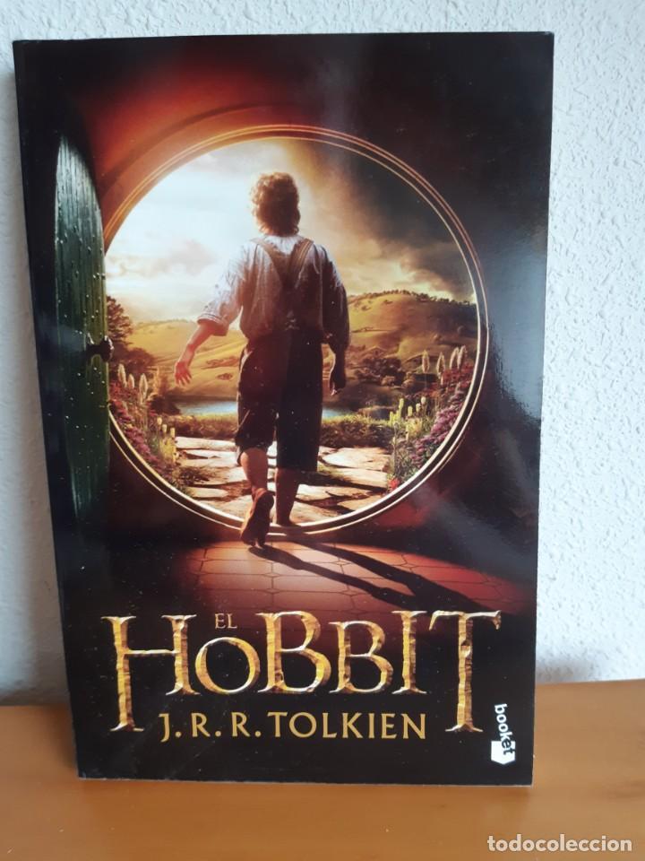 EL HOBBIT J R R TOLKIEN (Libros Nuevos - Literatura - Relatos y Cuentos)