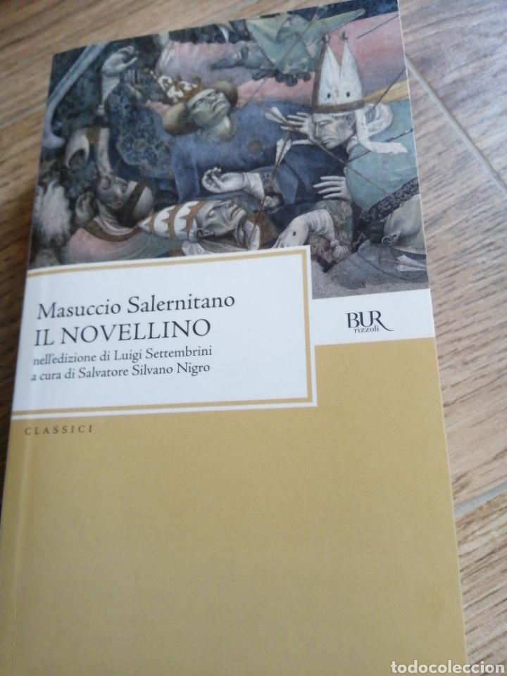 IL NOVELLINO (Libros Nuevos - Literatura - Relatos y Cuentos)