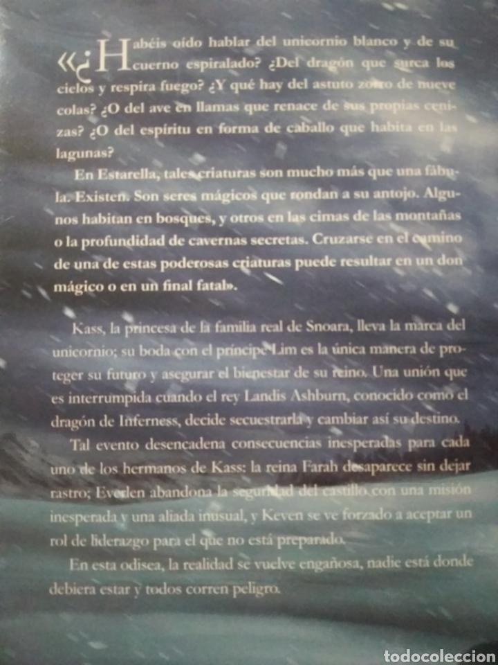 Relatos y Cuentos: La sinfonía del unicornio nº 01/02 Tiffany Calligaris - Foto 2 - 264282172
