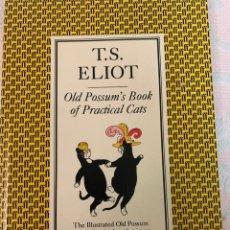 Relatos y Cuentos: T.S ELIOT. Lote 264418034