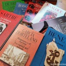 Relatos y Cuentos: LOTE DE 29 LIBROS PEQUEÑOS - BIBLIOTECA PERSONAL ALIANZA CIEN GRUPO ANAYA. Lote 266732633