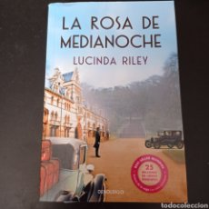 Relatos y Cuentos: LA ROSA DE MEDIANOCHE , LUCINDA RILEY. Lote 267094244