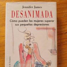 Relatos y Cuentos: DESANIMADA JENNIFER JAMES. Lote 268755934