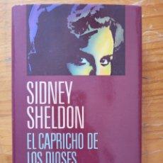 Relatos y Cuentos: RL CAPRICHO DE LLS DIOSES SIDNEY SHELDON. Lote 268786624