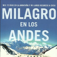 Relatos y Cuentos: ´MILAGRO EN LOS ANDES / NANDO PARRADO.. Lote 269296833