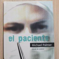 Relatos y Cuentos: EL PACIENTE MICHAEL PALMER. Lote 269402348