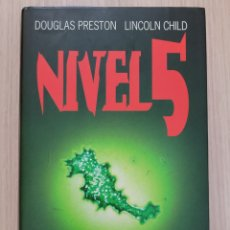 Relatos y Cuentos: NIVEL 5 DOUGLAS PRESTON LINCOLN CHILD. Lote 269402723