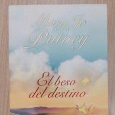 Relatos y Cuentos: EL BESO DEL DESTINO MARY JO PUTNEY. Lote 269405453