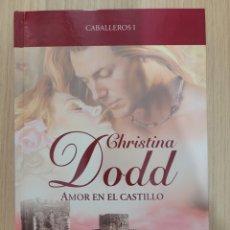 Relatos y Cuentos: AMOR EN EL CASTILLO CRISTINA DODD. Lote 269405768