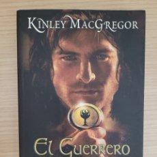 Libri: EL GUERRERO DE LA OSCURIDAD KENLEY MAC GREGOR. Lote 274943268