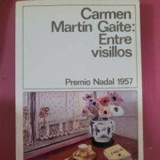 Relatos y Cuentos: ENTRE VISILLOS. CARMEN MARTIN GAITE. Lote 276592098