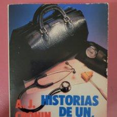 Relatos y Cuentos: HISTORIAS DE UN MALETIN NEGRO A.J CRONIN. Lote 276975273