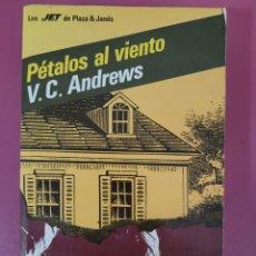 Relatos y Cuentos: PÉTALOS AL VIENTO. V.C ANDREWS. Lote 276975348