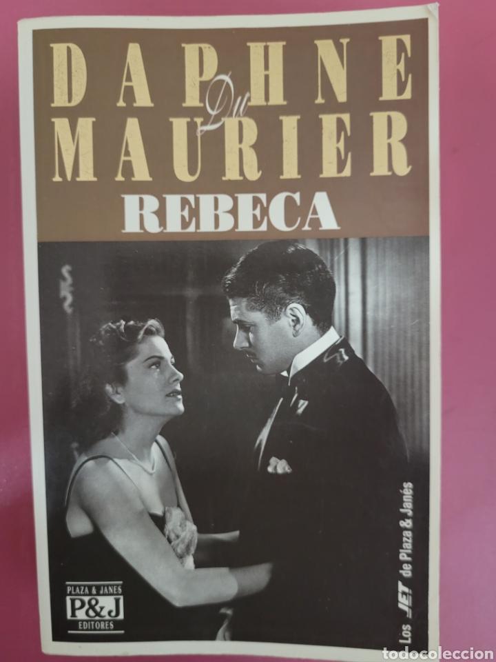 REBECA. DAPHNE MAURIER (Libros Nuevos - Literatura - Relatos y Cuentos)