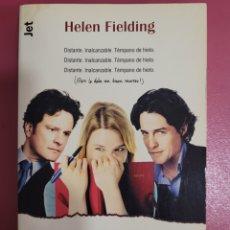 Relatos y Cuentos: EL DIARIO DE BRIDGET JONES HELEN FIELDING. Lote 277098353