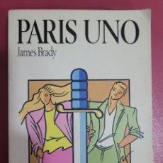 Relatos y Cuentos: PARIS UNO JAMES BRADY. Lote 277099403