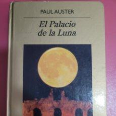 Relatos y Cuentos: EL PALACIO DE LA LUNA. PAUL AUSTER. Lote 277099493