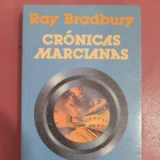 Relatos y Cuentos: CRONICAS MARCIANAS RAY BRADBURY. Lote 277200898