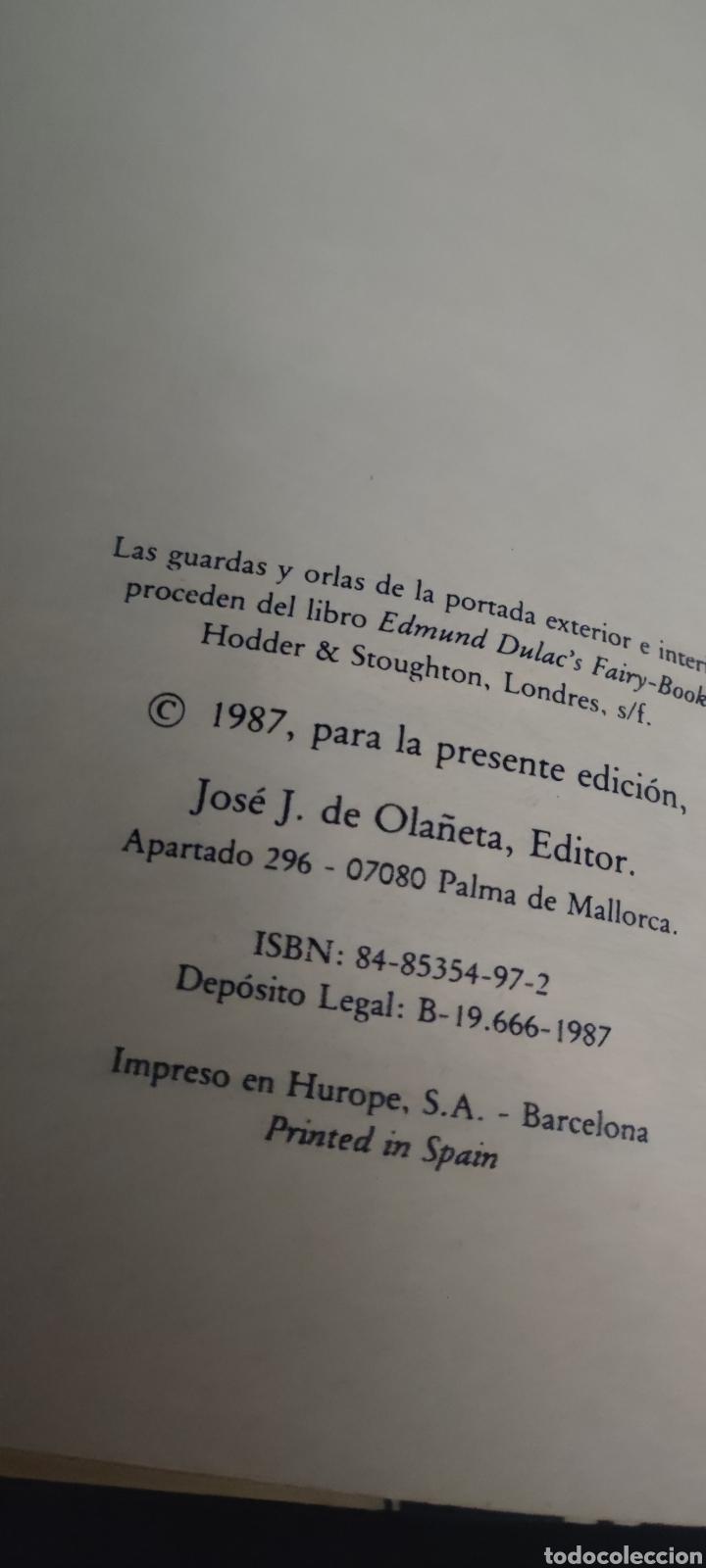 Relatos y Cuentos: EL LIBRO MAGICO DE EDMUND DULAC - Foto 2 - 277288548