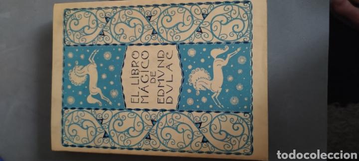EL LIBRO MAGICO DE EDMUND DULAC (Libros Nuevos - Literatura - Relatos y Cuentos)