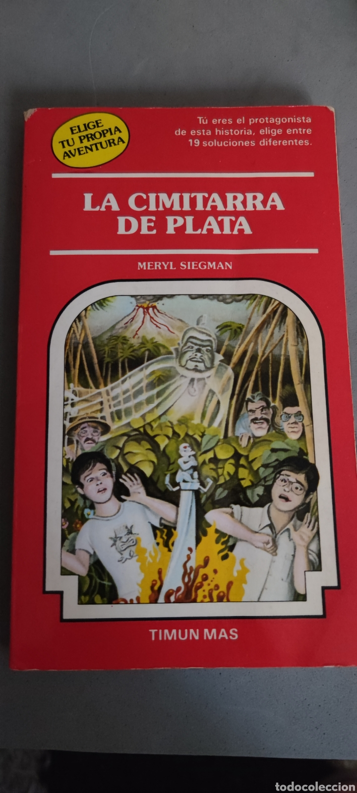 LA CIMITARRA DE PLATA (Libros Nuevos - Literatura - Relatos y Cuentos)