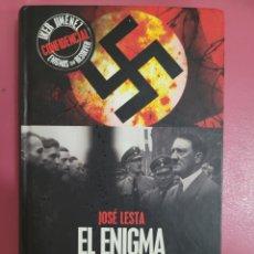 Relatos y Cuentos: EL ENIGMA NAZI JOSE LESTA. Lote 277302308